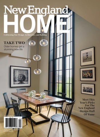 9bb02c45b8 New England Home November December 2017 by New England Home Magazine ...