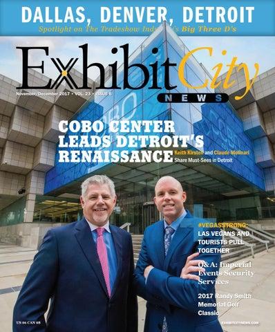 d36e200d9d Exhibit City News November December 2017 - Digital Edition by ...