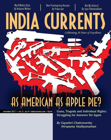 India currents november digital edition by nirupama vaidhyanathan page 1 fandeluxe Gallery