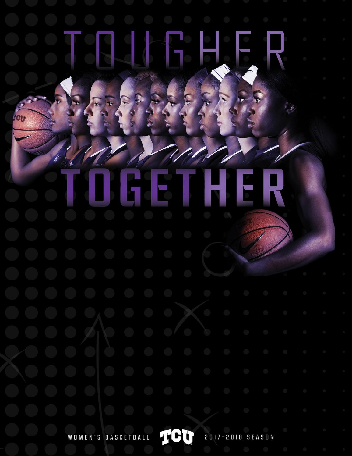 f90d3b549520 2017-18 TCU Women s Basketball Fact Book by TCU Athletics - issuu