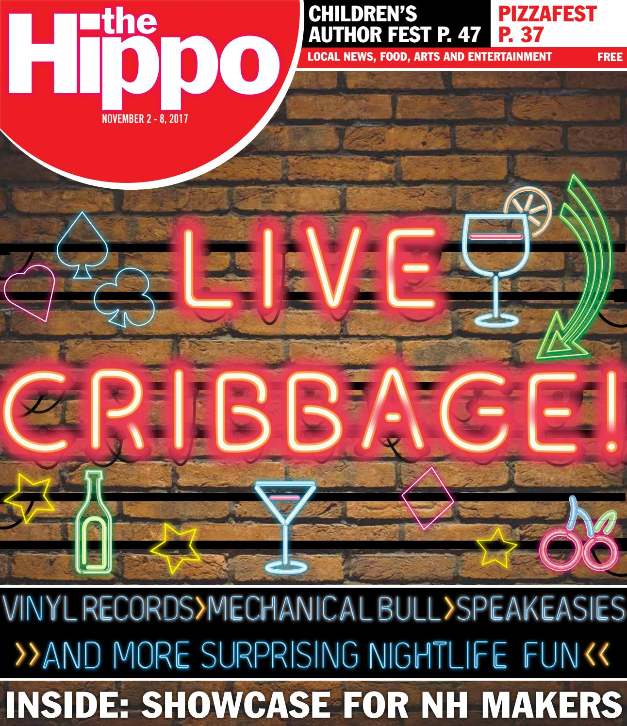 Hippo 11 02 17 by The Hippo issuu
