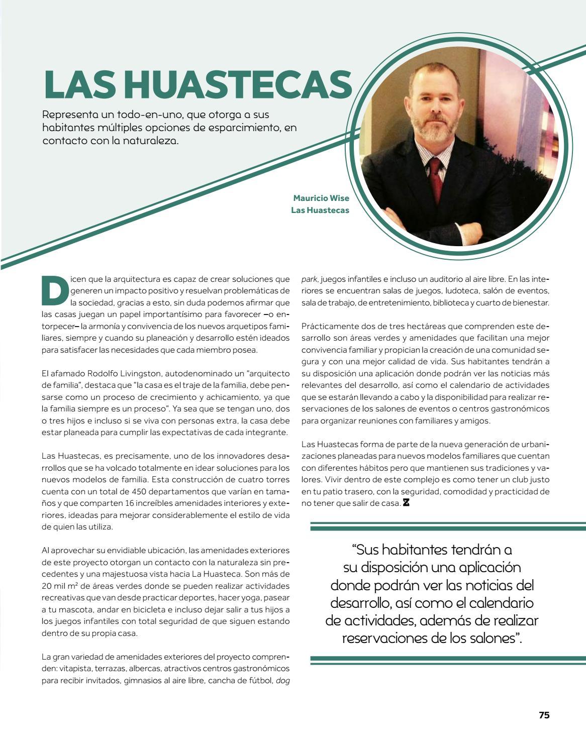 Pro Magazine Monterrey Edicion 40 By Pro Magazine Issuu