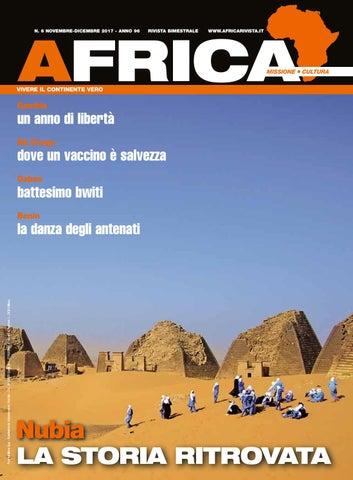 eff28d9939 AFRICA N. 6 NOVEMBRE-DICEMBRE 2017 - ANNO 96