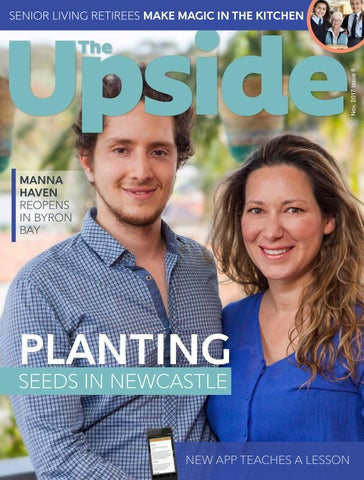 The Upside Issue 5 by North NSW Conference - issuu