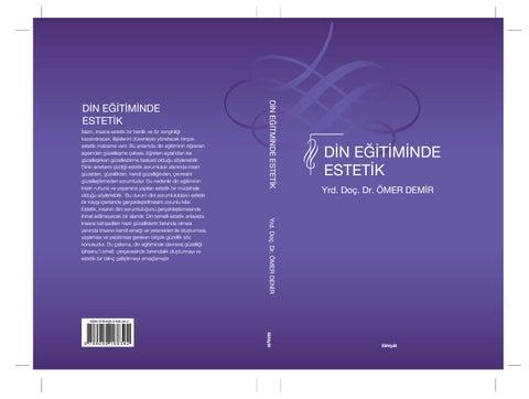 Din Egitiminde Estetik Omer Demir By Eademdemir Issuu