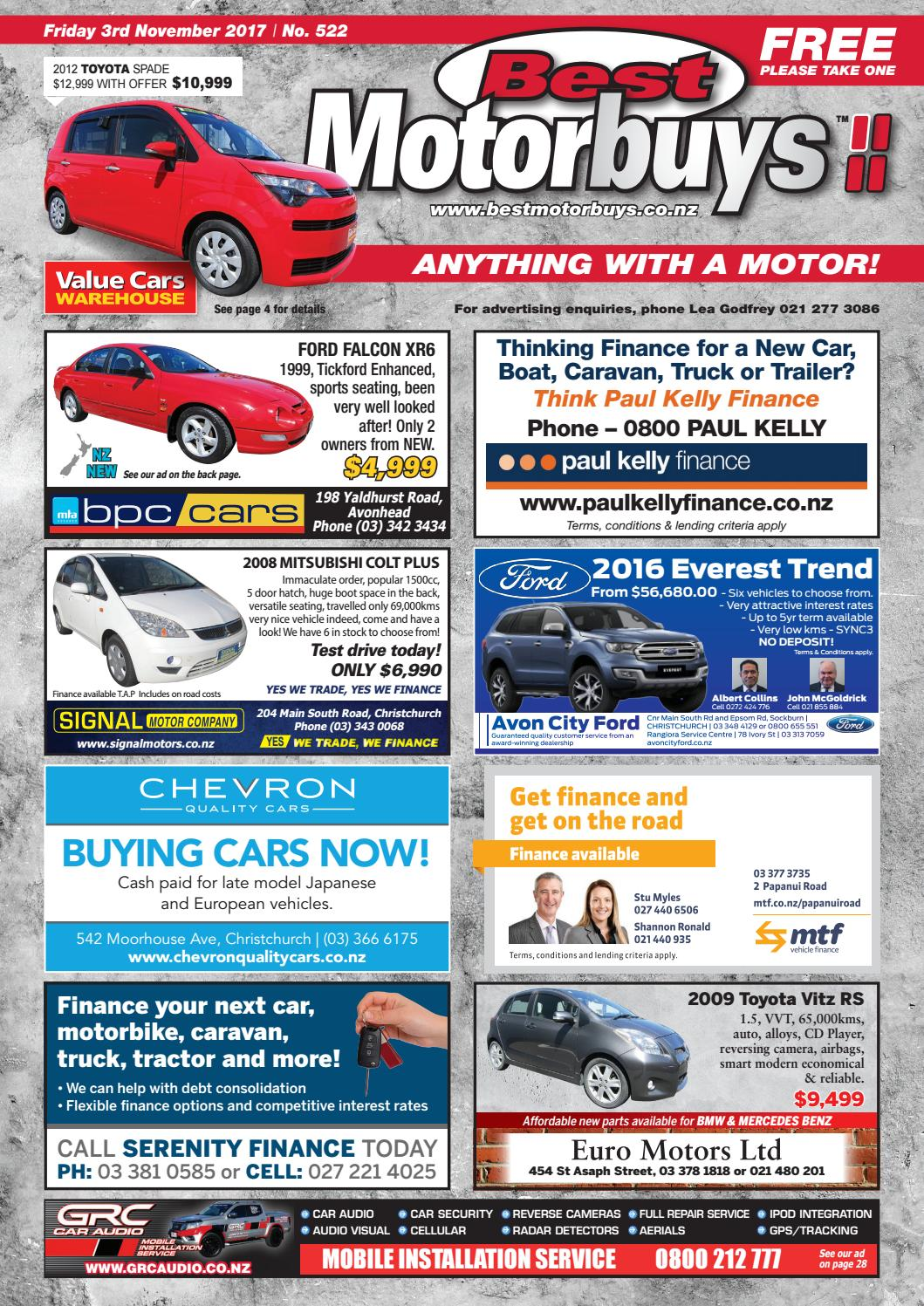 Best Motorbuys 03-11-17 by Local Newspapers - issuu