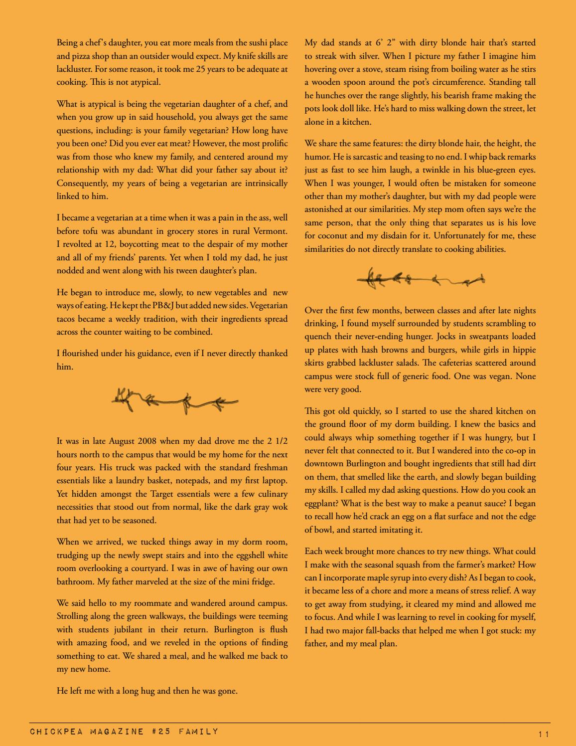 47e7bae350 25  Family by Chickpea Vegan Quarterly - issuu