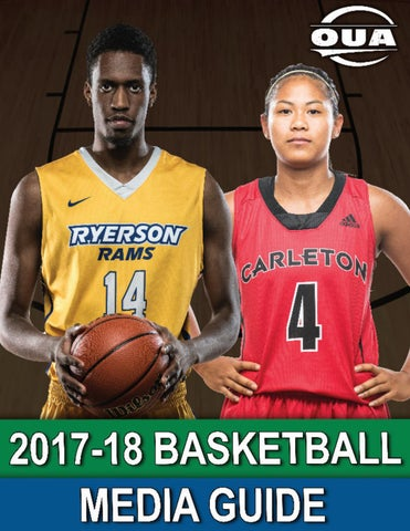 2017 OUA Basketball Media Guide by Ontario University Athletics - issuu bc01680b9
