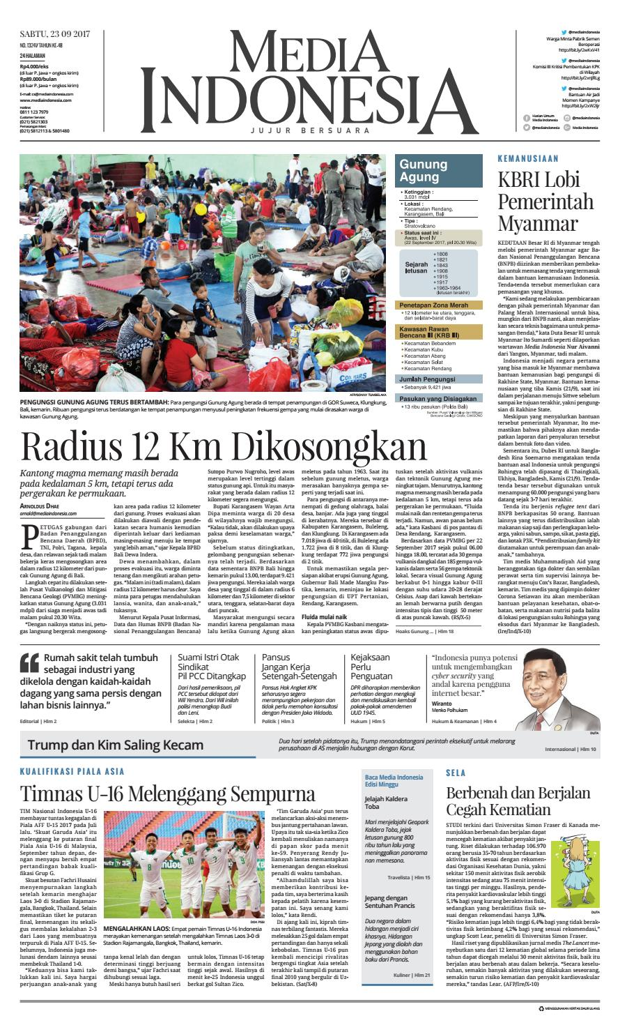 Media indonesia 23 09 2017 23092017073903 by Oppah - issuu ccee0d5ab7