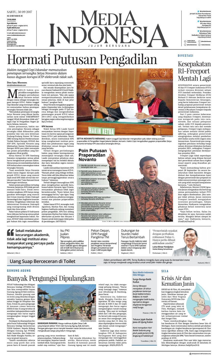 Media Indonesia 30 09 2017 30092017012909 By Oppah Issuu Keripik Tahu Alip Bintang Terang Pgp