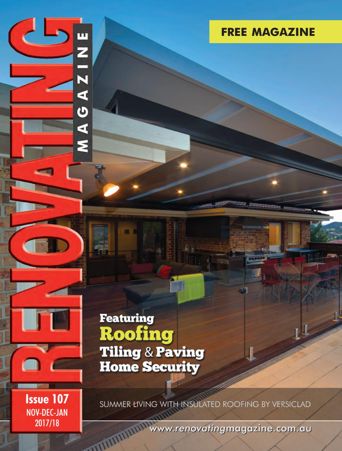Renovating 107 By Renovatingmagazine Issuu