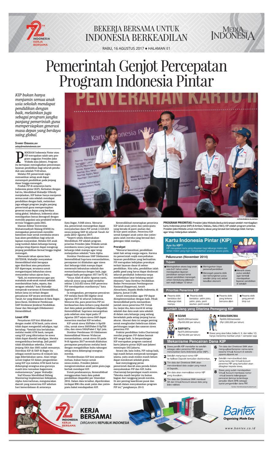 Media Indonesia 16 08 2017 16082017030805 By Oppah Issuu E5673 Tsel Ramadhan Fair Asia Plaza Tasikmalaya