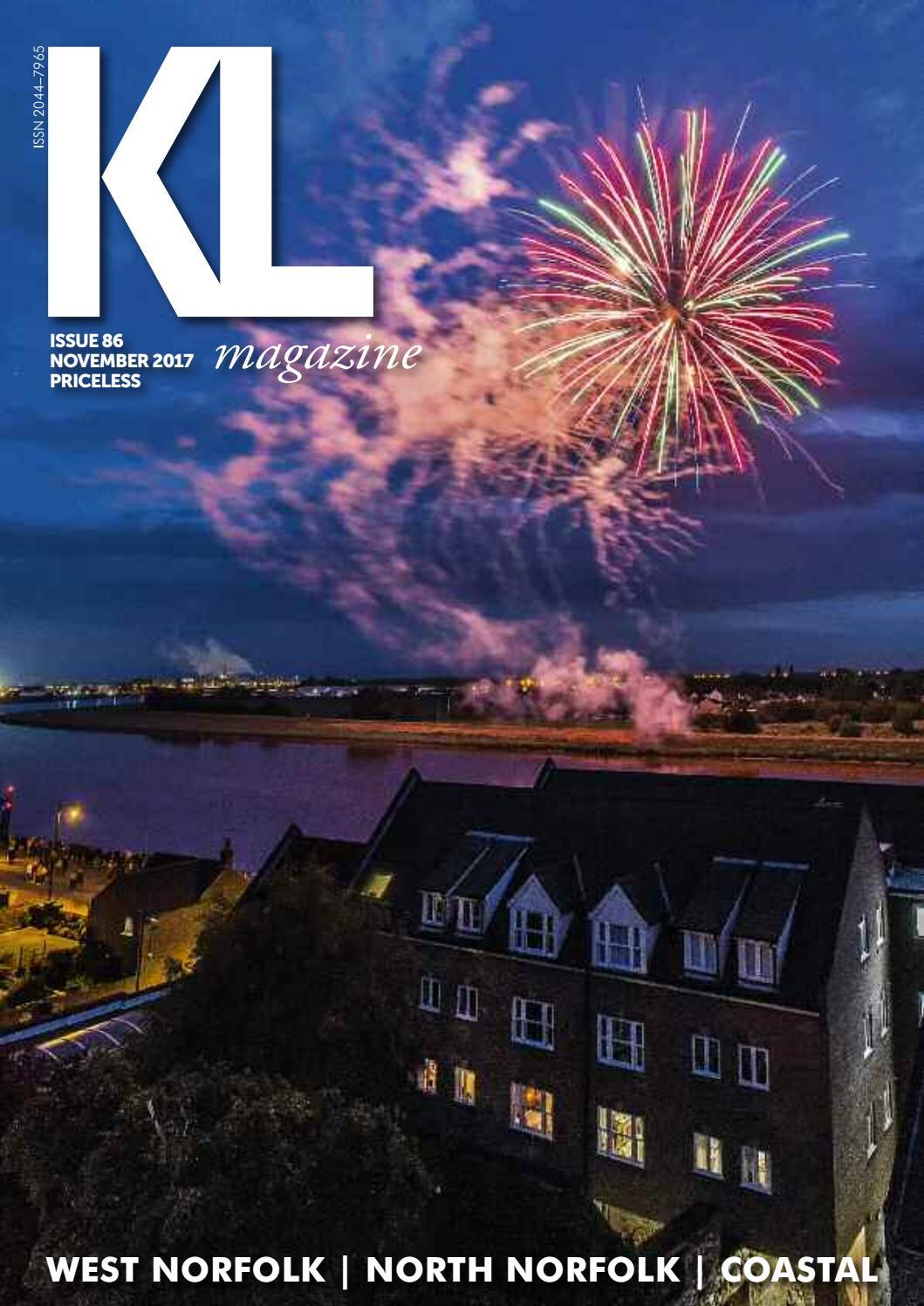 KL Magazine November 2017 by KL magazine - issuu