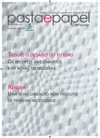 93eb79f5d33 Pasta e Papel 77 by ENP Publishing - issuu