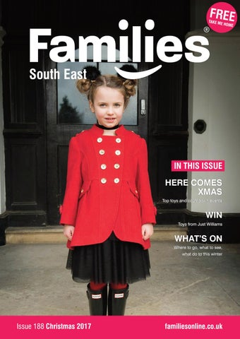 Families SE London NovDec 2017 issue 188 by Families Magazine - issuu b5044632e