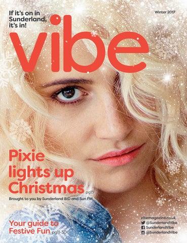 Vibe magazine: Christmas 2017