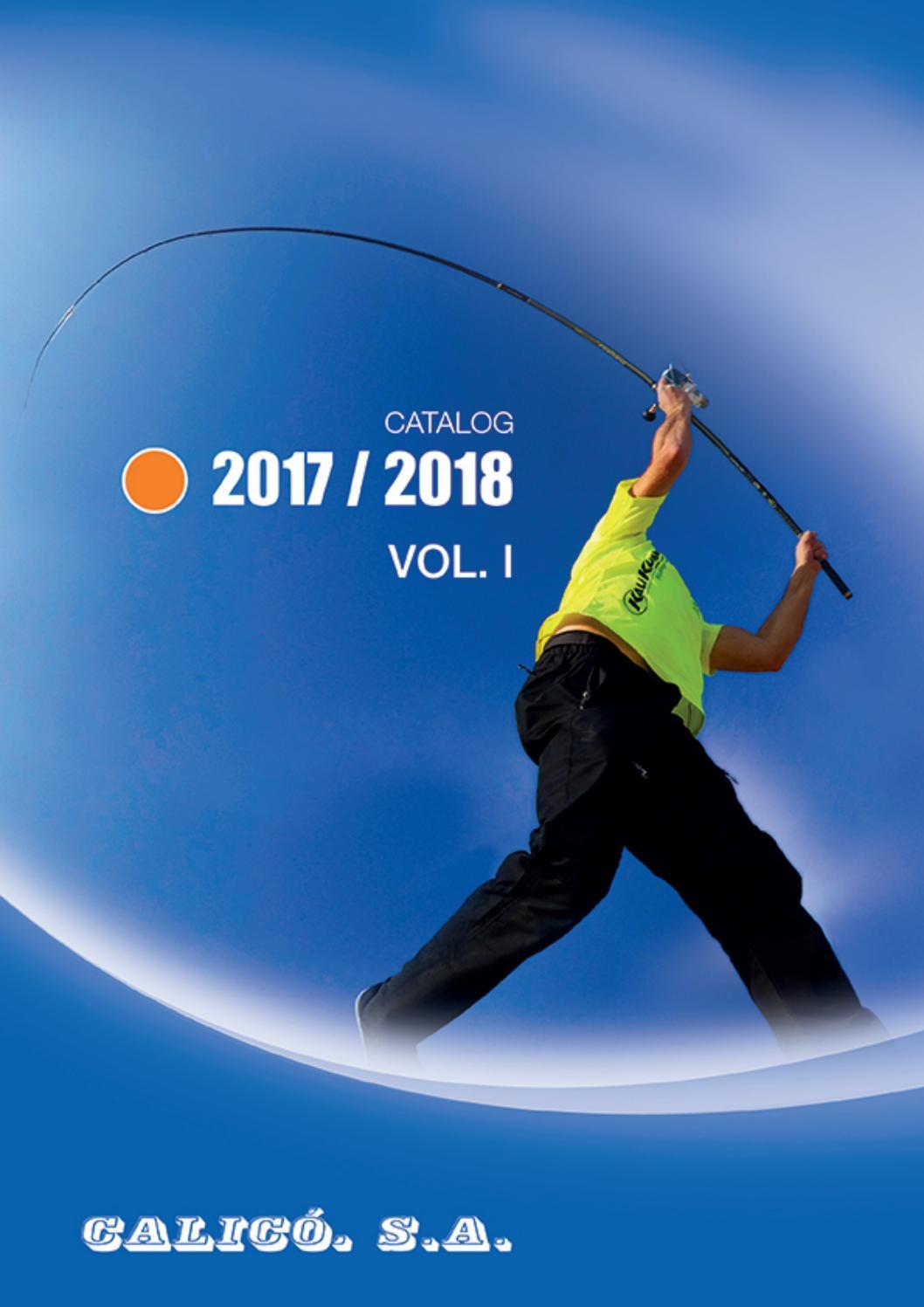Kalikunnan 2018 By Fishing Issuu Frame Pato Fx 1 Alloy