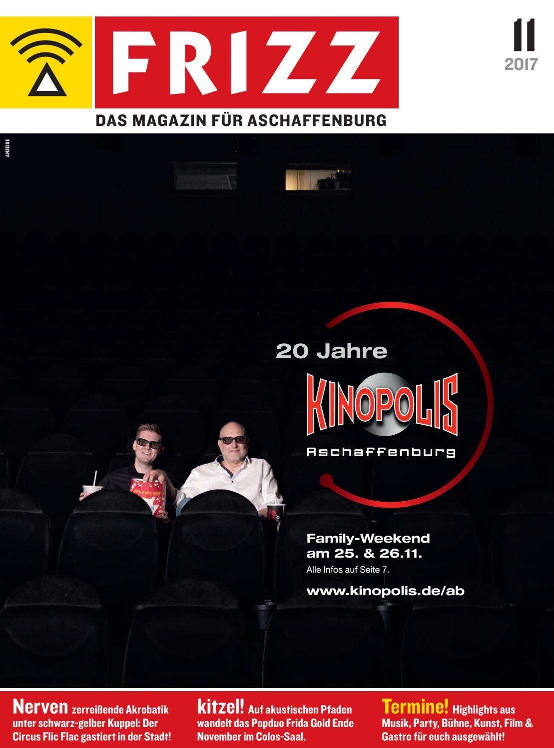 FRIZZ Aschaffenburg 11|2017 by MorgenWelt Verlag issuu