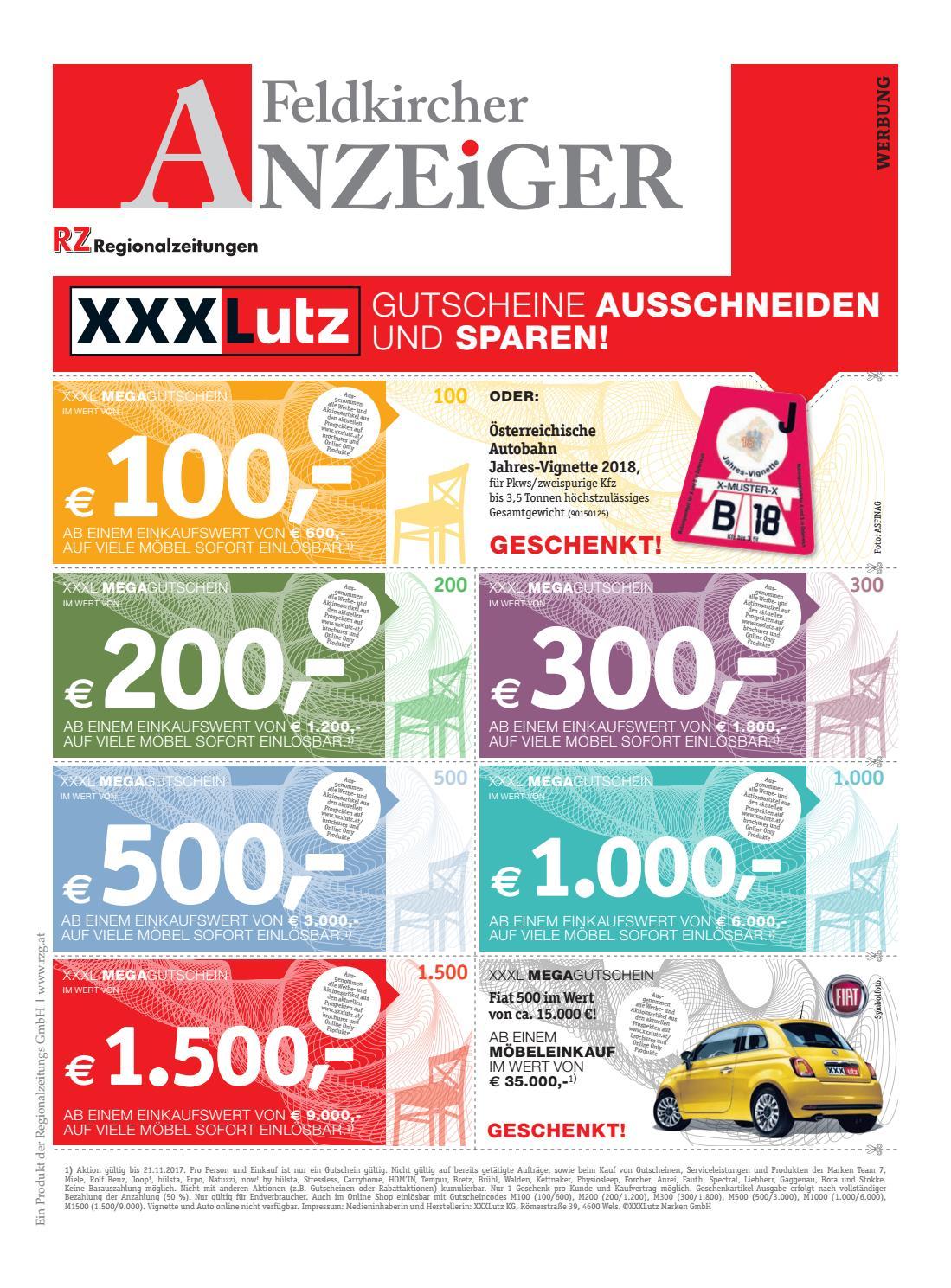 Feldkircher anzeiger 44 by Regionalzeitungs GmbH - issuu