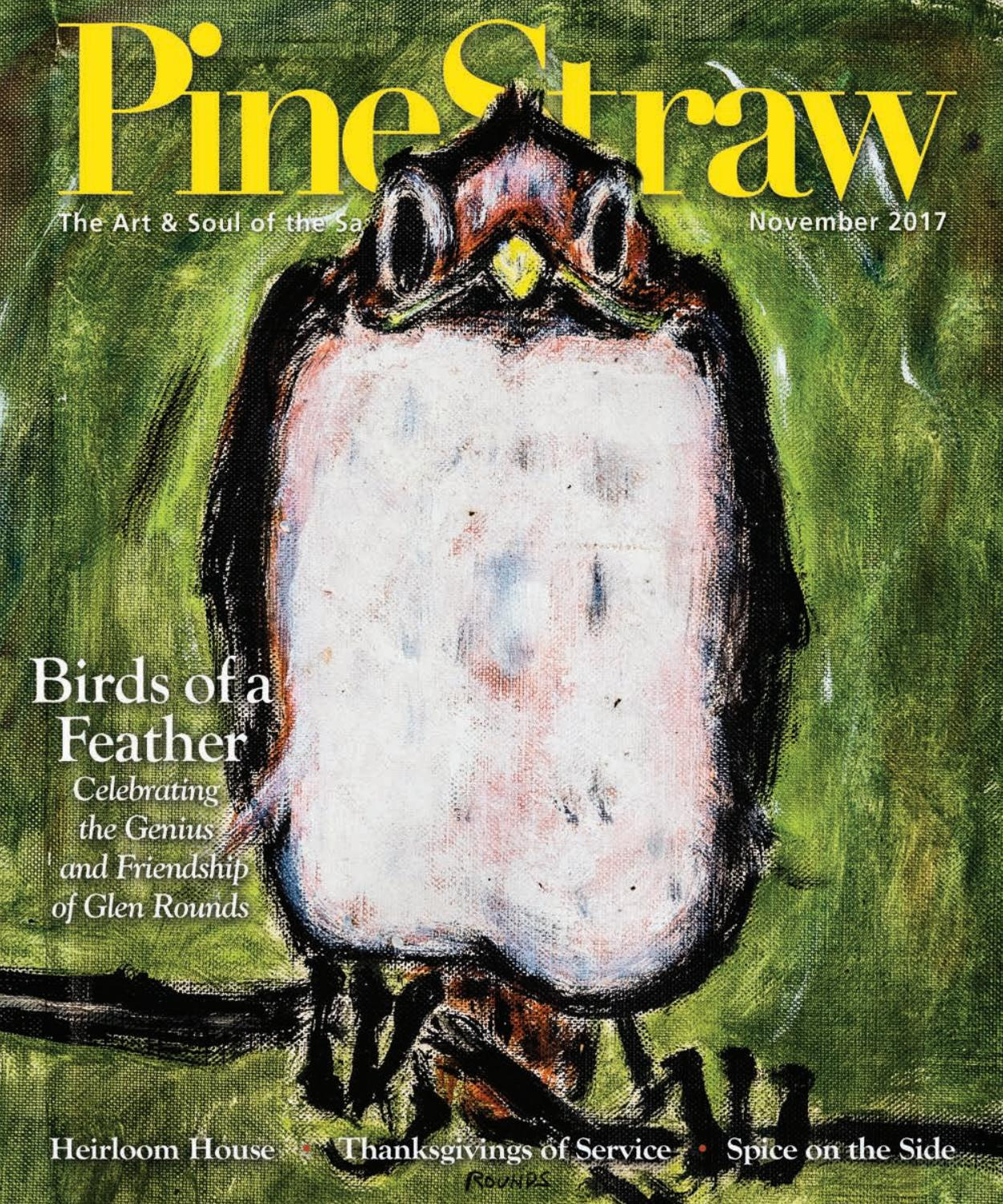 c0e255ce91e November PineStraw 2017 by PineStraw Magazine - issuu