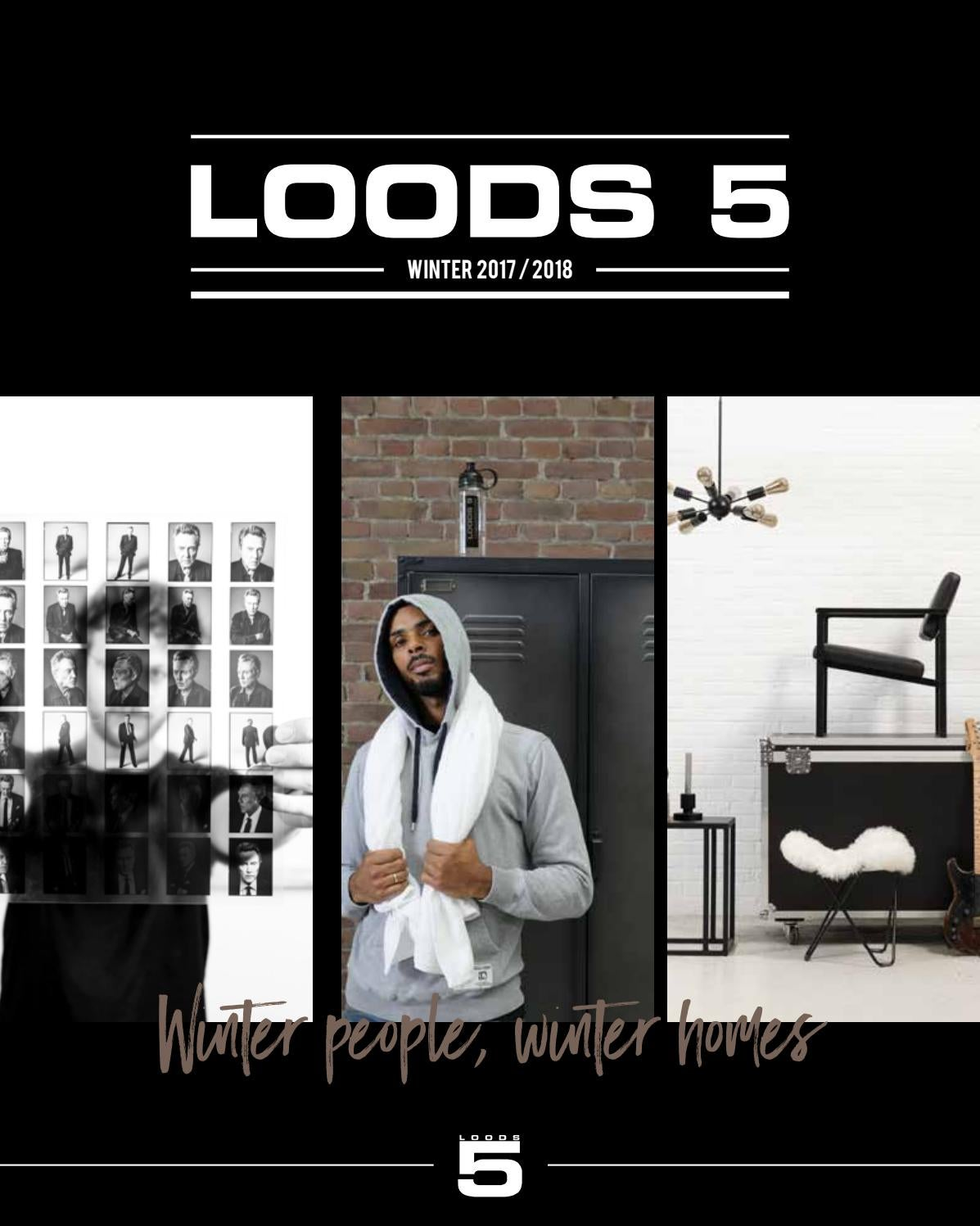 Loods 5 Wintermagazine 20172018 By Ontwerpstudio 5 Issuu
