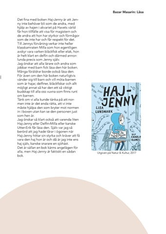 Page 111 of Haj-Jenny av Jenny Bjerner
