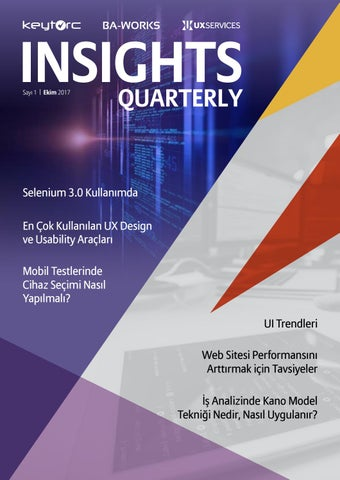 Insights Quarterly - Ekim 2017 by Keytorc - issuu