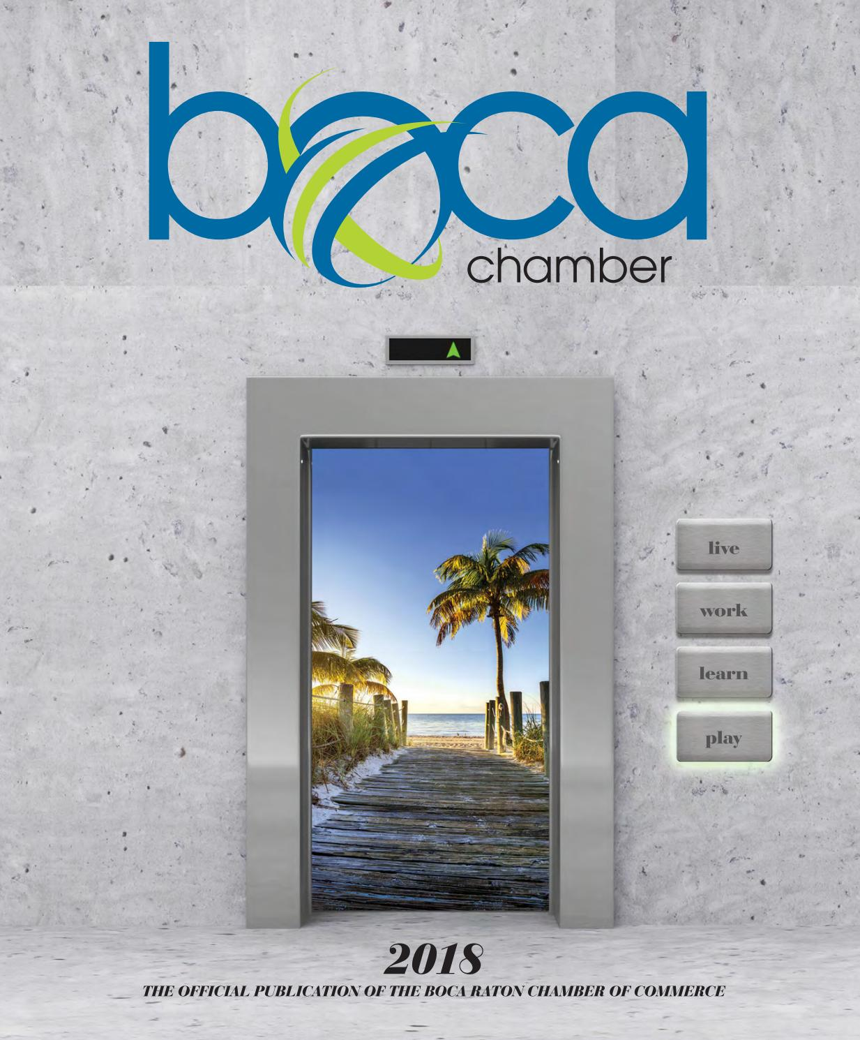 Boca Chamber Annual 2017 2018 By Jes Media Issuu Recycling Computer Circuit Boards Stock Image T820 0524 Science