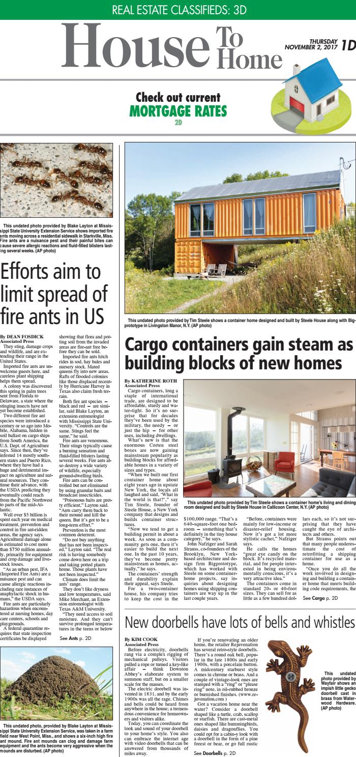 House to Home 11-2-17 by The Mining Journal - issuu