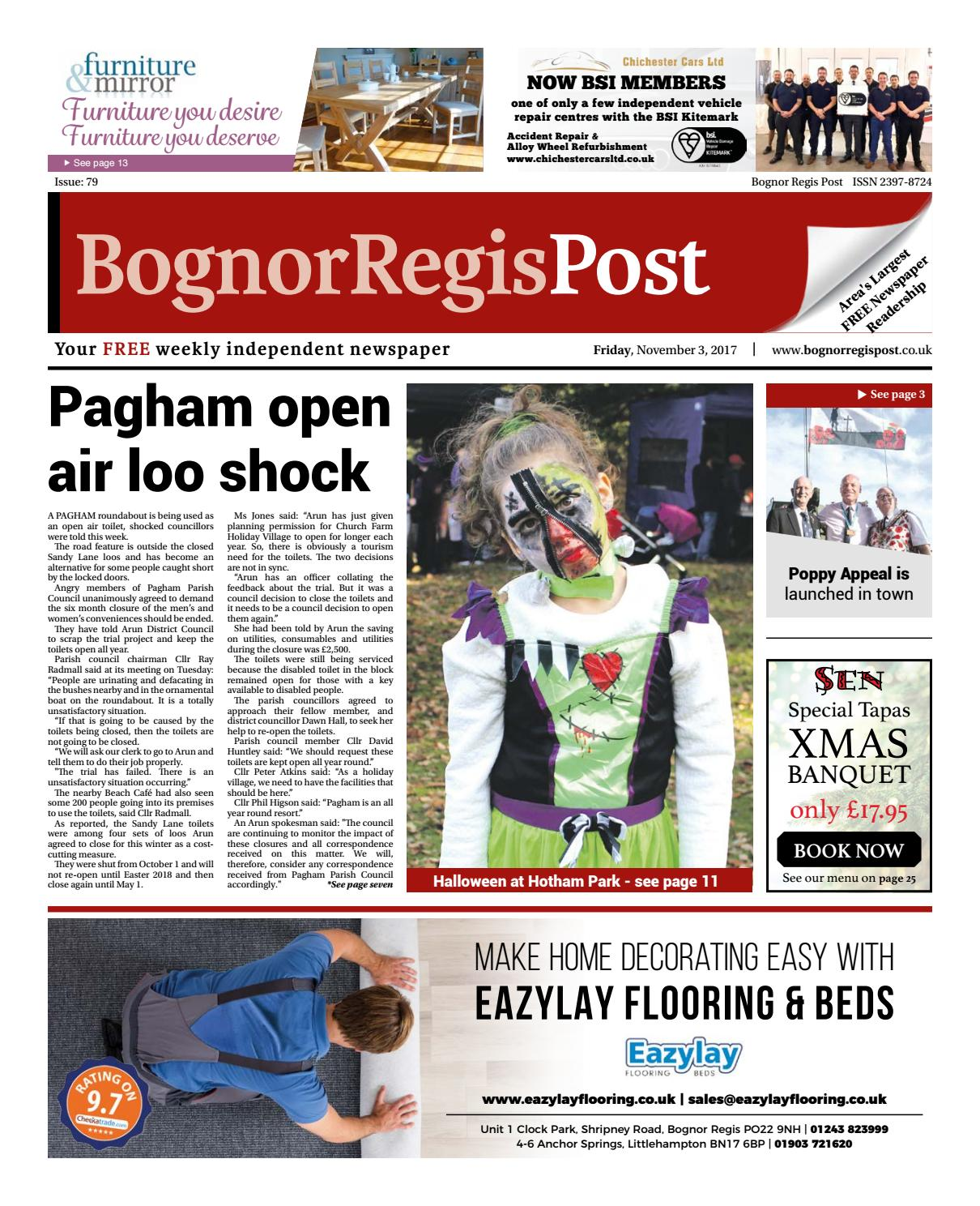 Bognor Regis Post Issue 79 by Post Newspapers - issuu