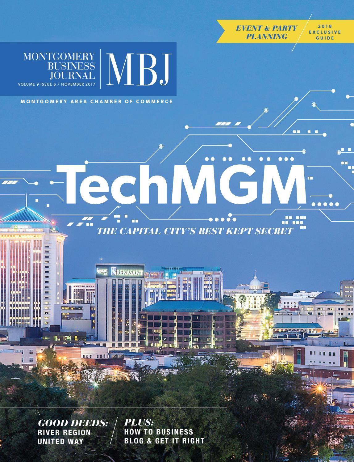 Montgomery Business Journal - November 2017 by Jina Clark - issuu