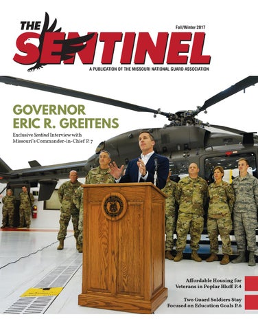 The Sentinel Fall Winter 2017 By Missouri Life Magazine Issuu