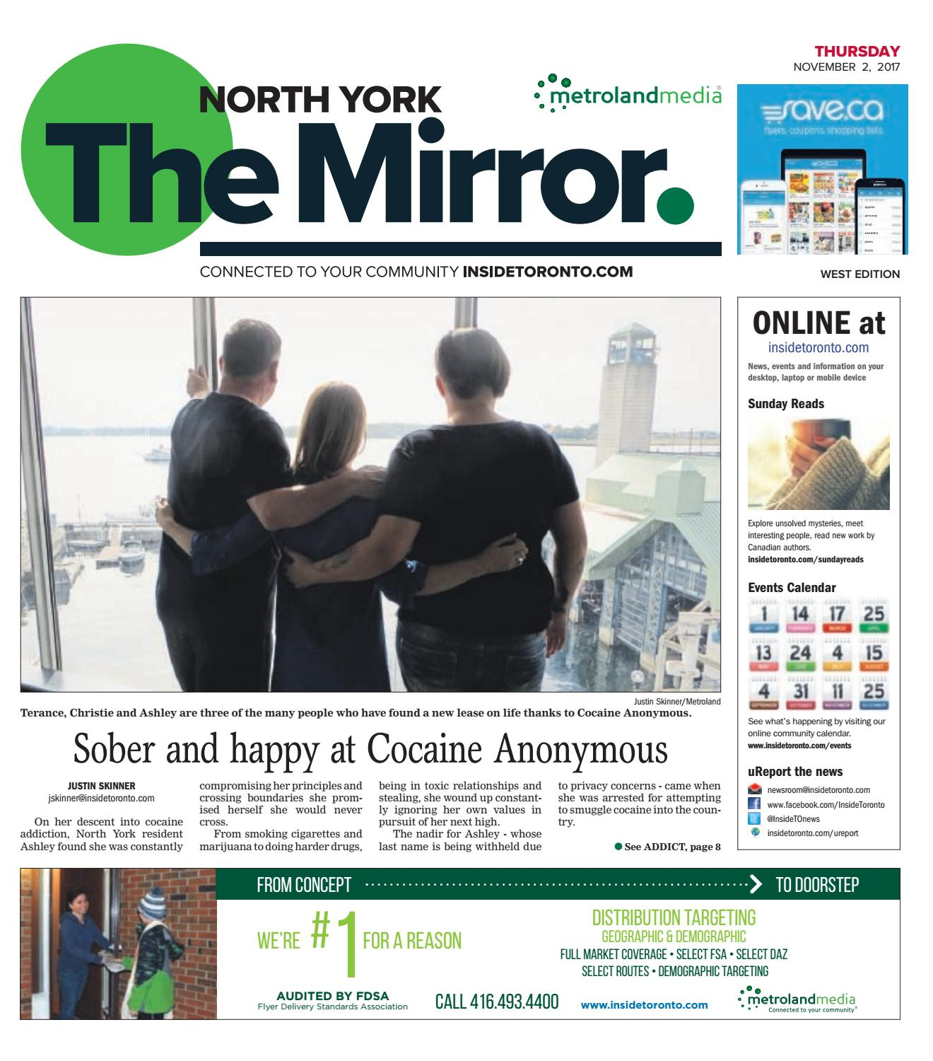 The North York Mirror West, November 2, 2017 by The North