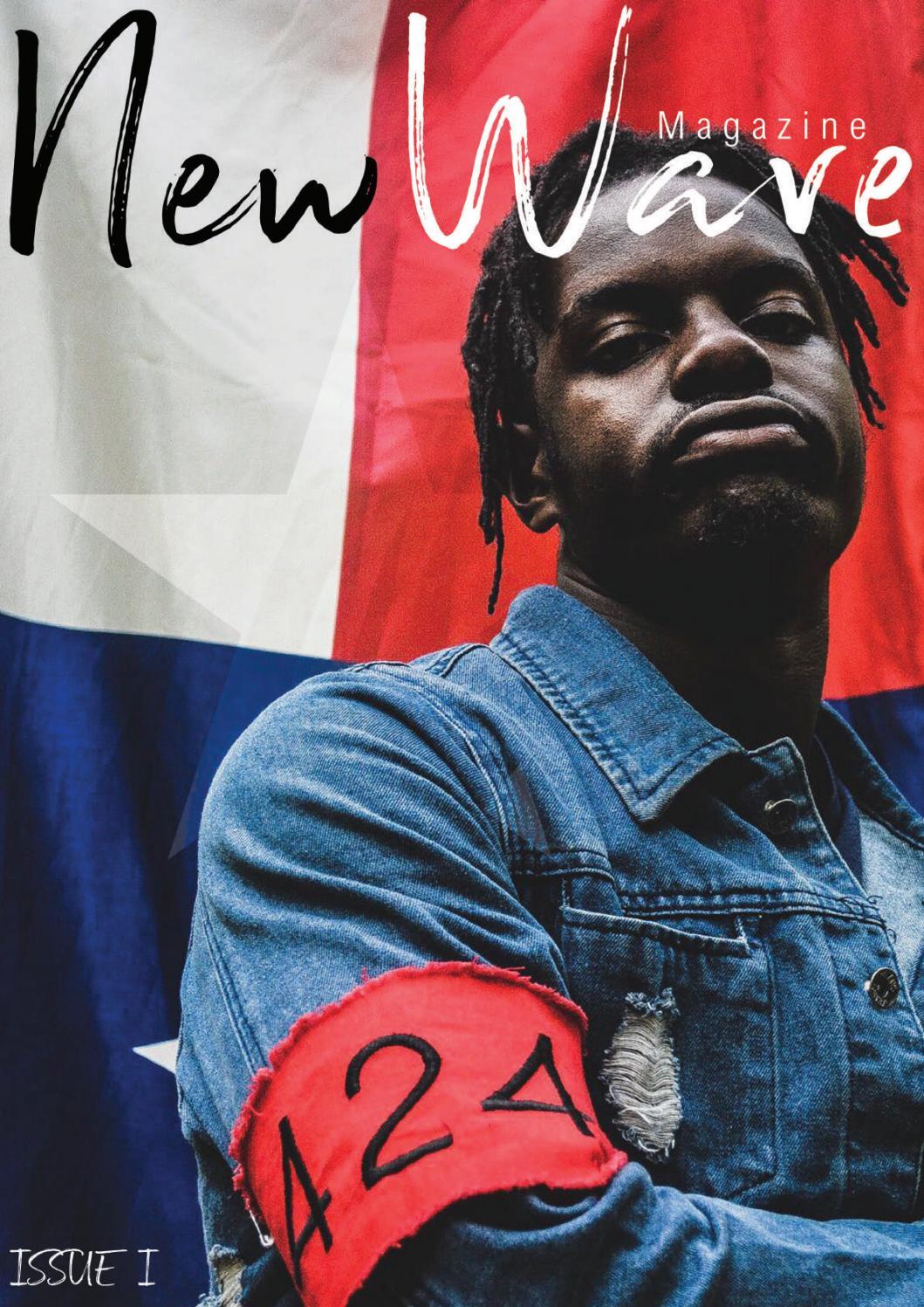 New Wave Magazine - Issue I by New Wave Magazine - issuu