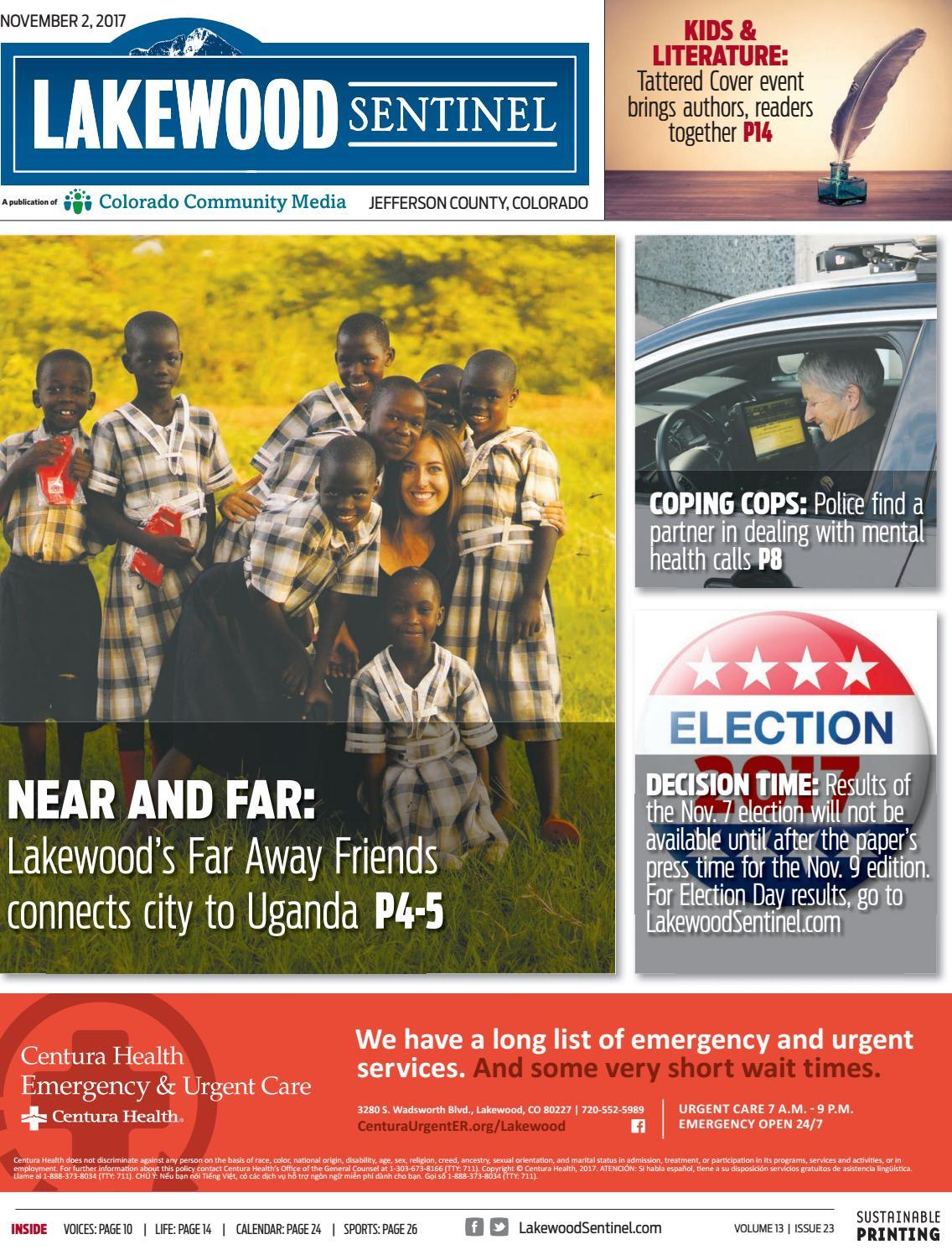 Lakewood Sentinel 1102 By Colorado Community Media Issuu