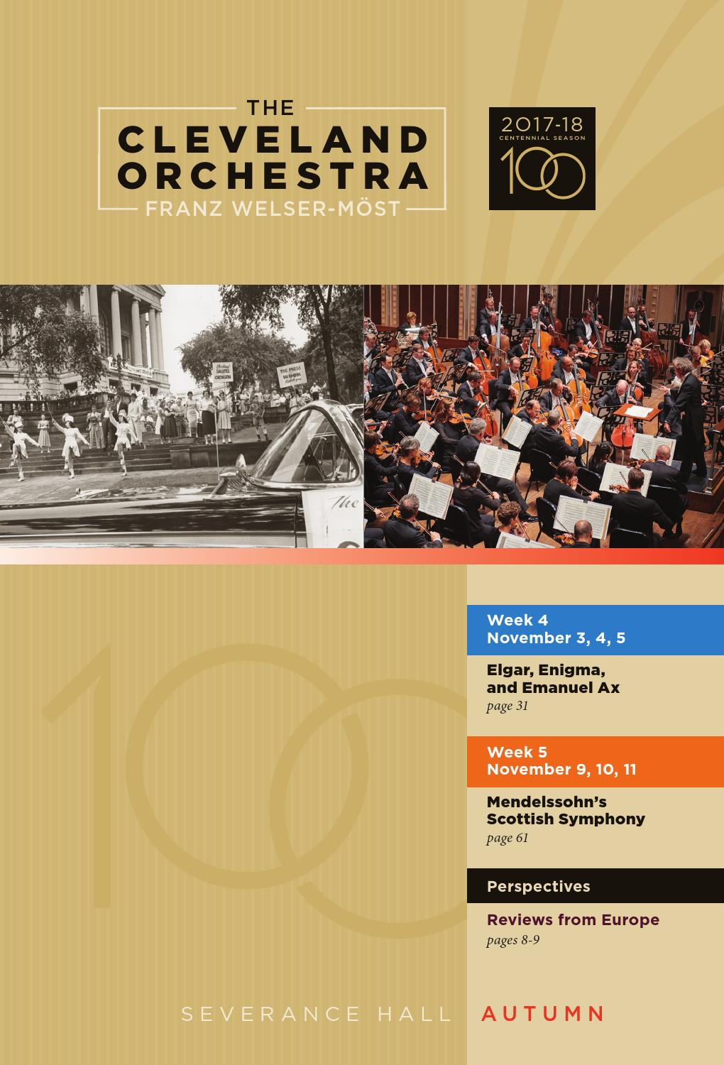 cleveland orchestra youth orchestra february 19 by live publishing