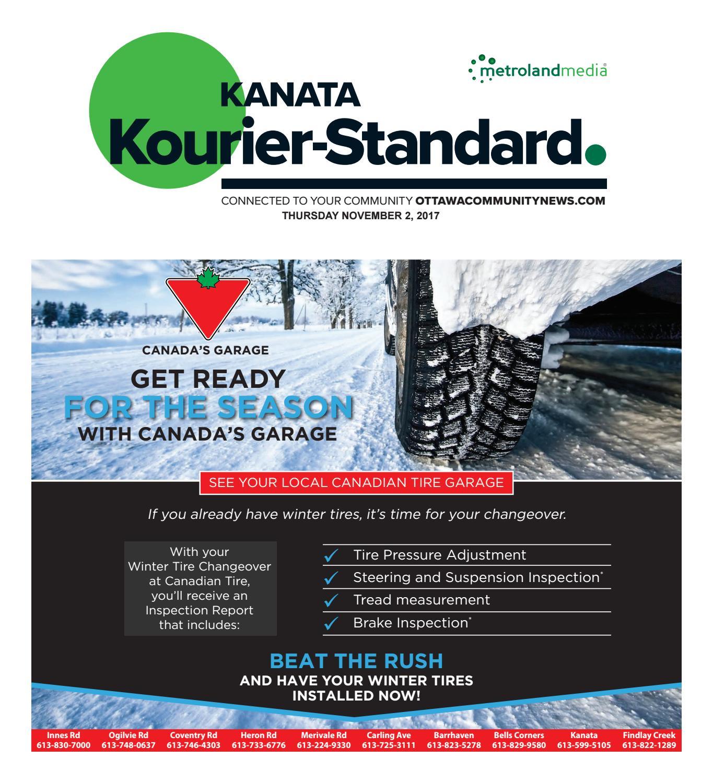 Kanata110217 by Metroland East - Kanata Kourier - issuu