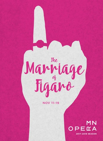 what is the literary basis for the marriage of figaro