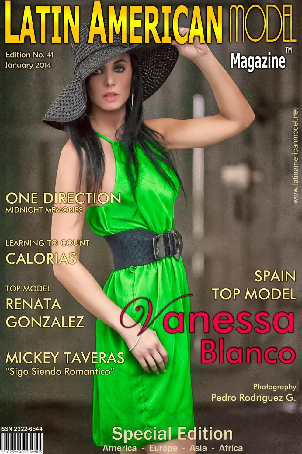 Glamour, Fashion & Beauty - Magazine LATIN AMERICAN MODEL by