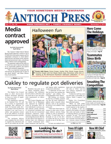 476e898bf9 Antioch Press 11.03.17 by Brentwood Press   Publishing - issuu
