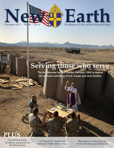 November 2017 New Earth By Fargo Diocese Issuu
