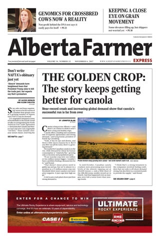 Alberta farmer express by farm business communications issuu page 1 fandeluxe Choice Image