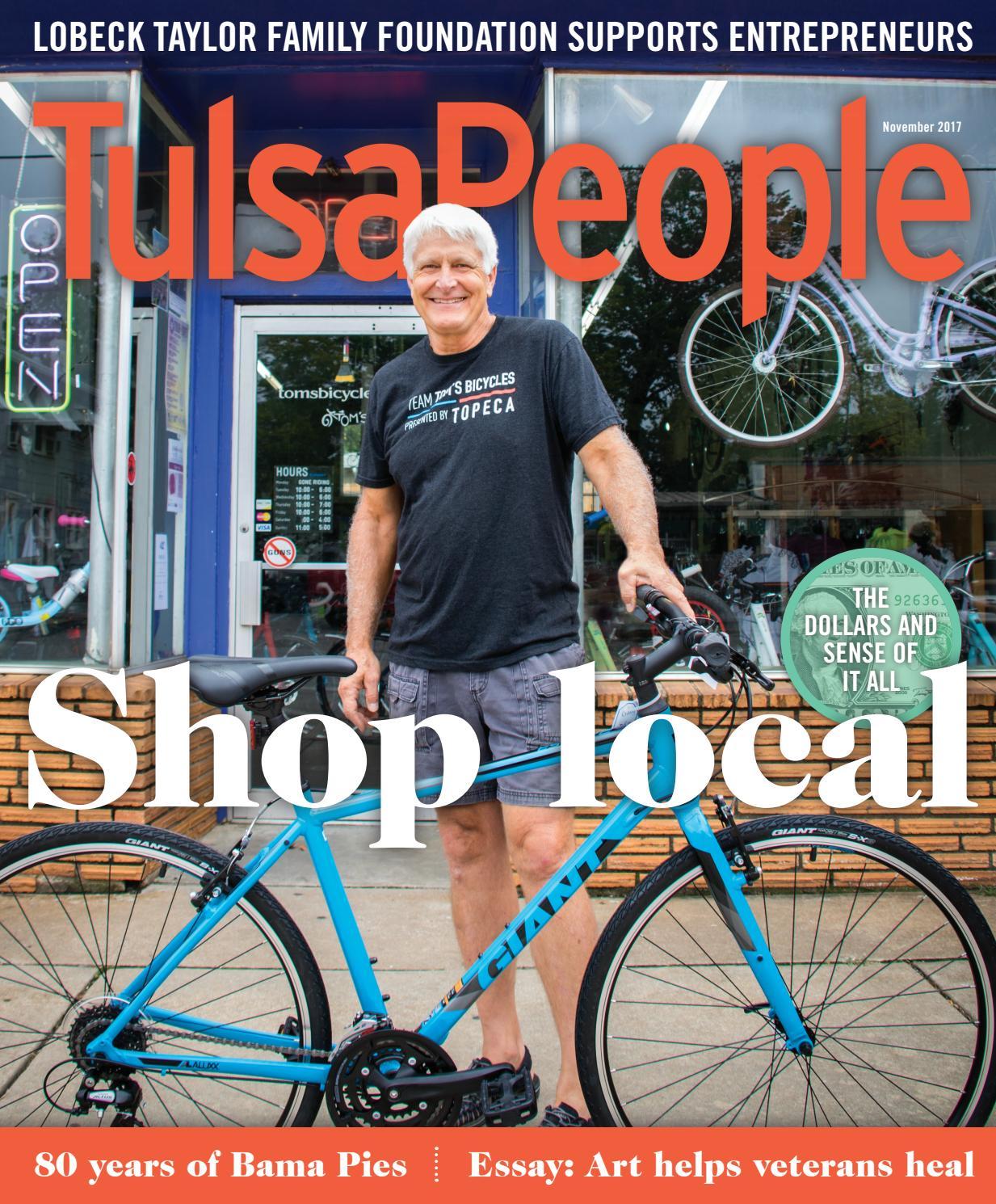TulsaPeople November 2017