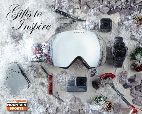1b7c8e8beb Gifts To Inspire... by Ellis Brigham Mountain Sports - issuu