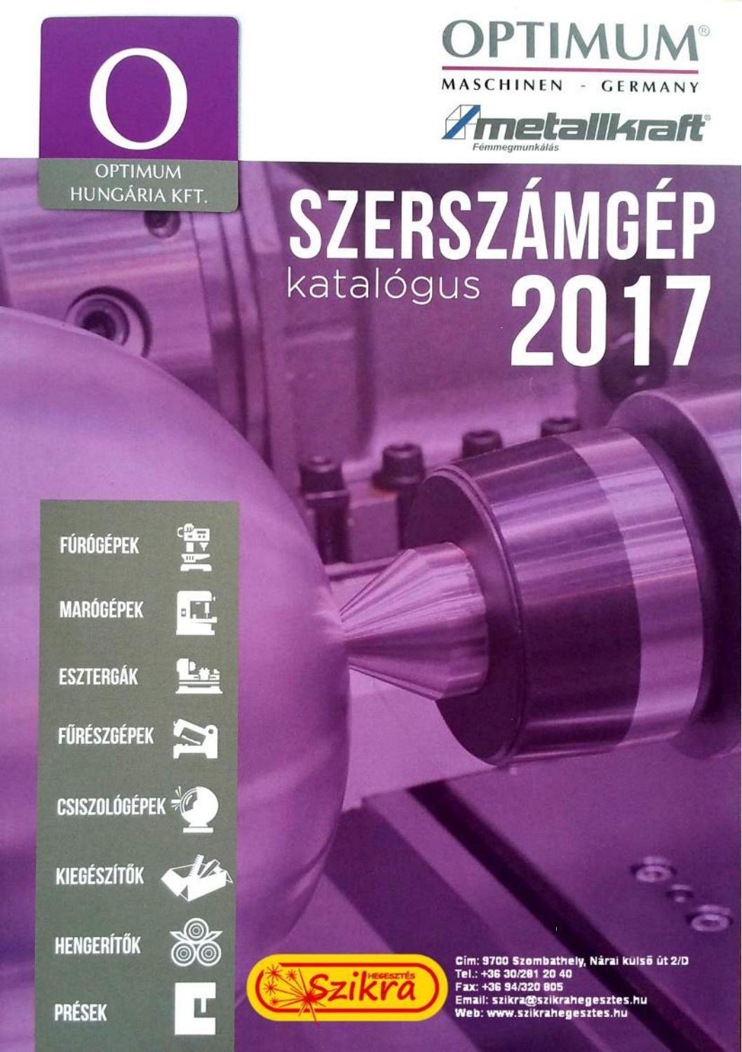 631c8a03045a Szerszámgép 2017 akciós katalógus. Szikra Hegesztéstechnika by Szikra -  issuu