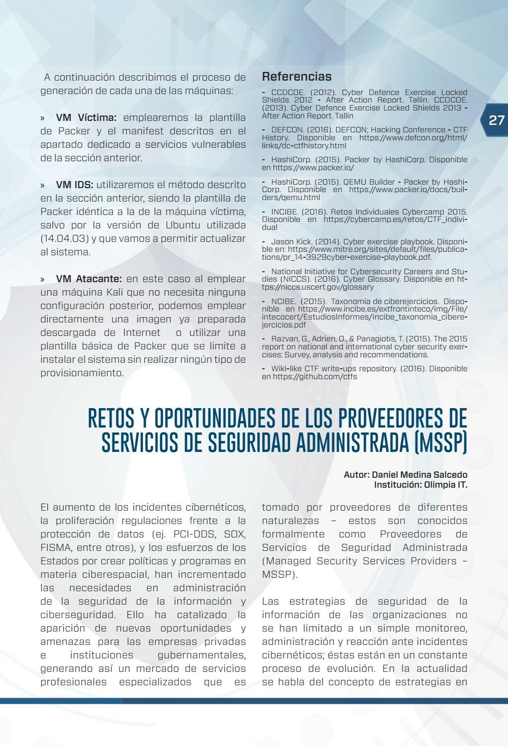 Boletín Ciberespacio: Aproximaciones en Ciberseguridad y ...