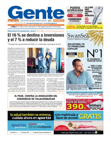 VISITA NUESTRA WEB  www.genteenburgos.com · www.gentedigital.es 0dea282d6783