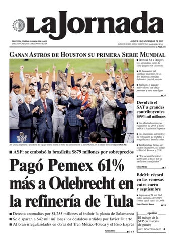 By Issuu Jornada11022017 By La La Jornada11022017 By La Jornada Jornada Issuu Jornada11022017 354LARj