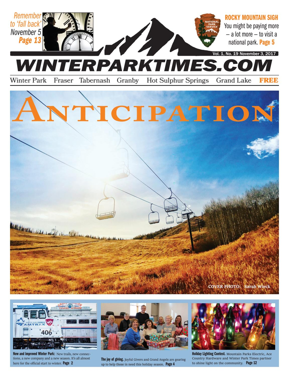 November 3, 2017   Winter Park Times by Winter Park Times