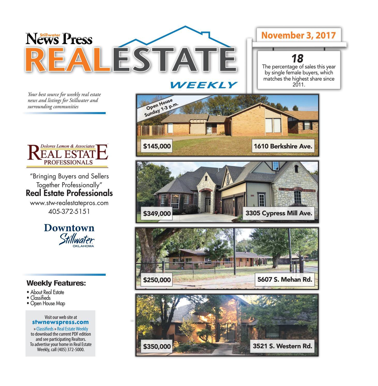 Rew 11 03 17 by Stillwater News Press - issuu Garden Design Ideas For Silverdal E A on